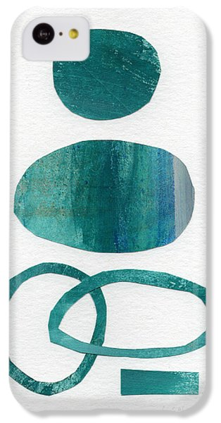 Fresh Water IPhone 5c Case by Linda Woods