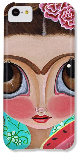 Frida And The Watermelon IPhone 5c Case