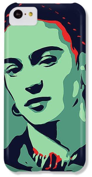 Frida Kahlo IPhone 5c Case