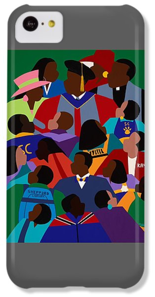 iPhone 5c Case - From Eminence To Excellence by Synthia SAINT JAMES