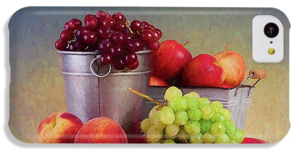 Fruits On Centerstage IPhone 5c Case
