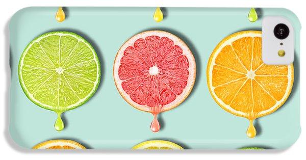 Fruity IPhone 5c Case by Mark Ashkenazi
