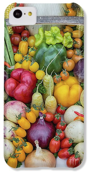 Garden Produce IPhone 5c Case by Tim Gainey
