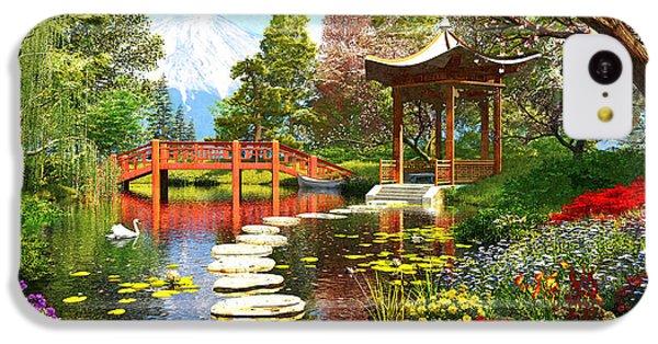 Gardens Of Fuji IPhone 5c Case