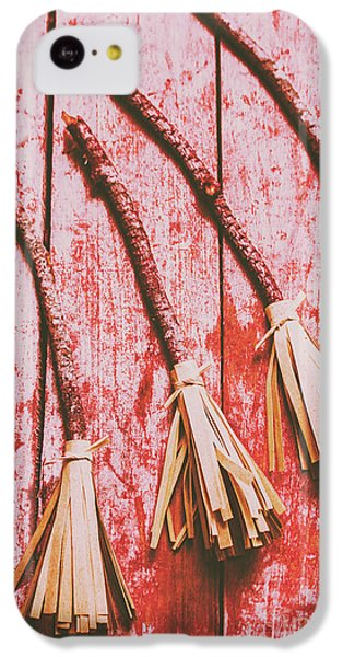 Dungeon iPhone 5c Case - Gathering Of Evil Witches Still Life by Jorgo Photography - Wall Art Gallery