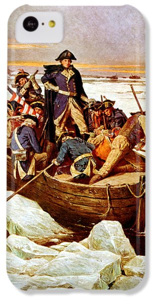 General Washington Crossing The Delaware River IPhone 5c Case