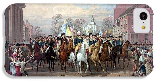General Washington Enters New York IPhone 5c Case