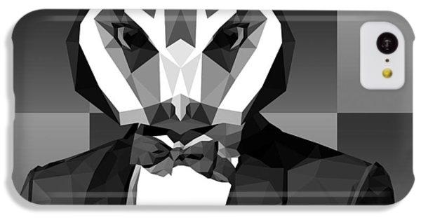 Geometric Owl IPhone 5c Case