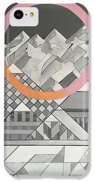 Geometry's Mountain IPhone 5c Case