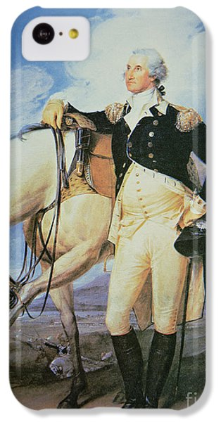 George Washington IPhone 5c Case by John Trumbull