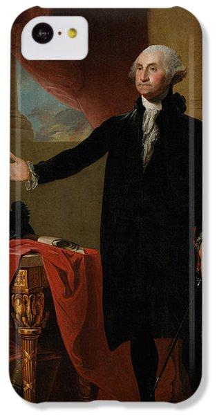 George Washington Lansdowne Portrait IPhone 5c Case