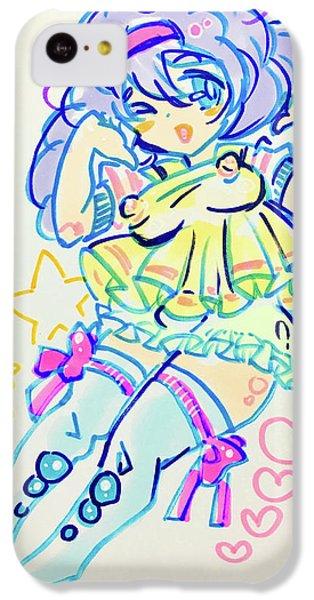 iPhone 5c Case - Girl04 by Kirin Yotsuya