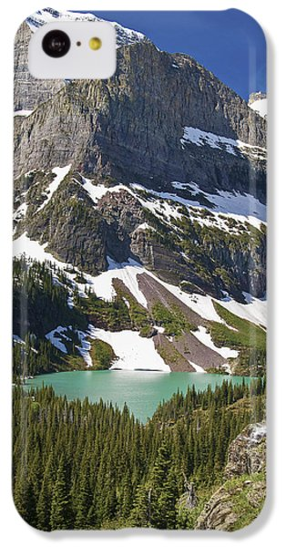 Glacier Backcountry IPhone 5c Case