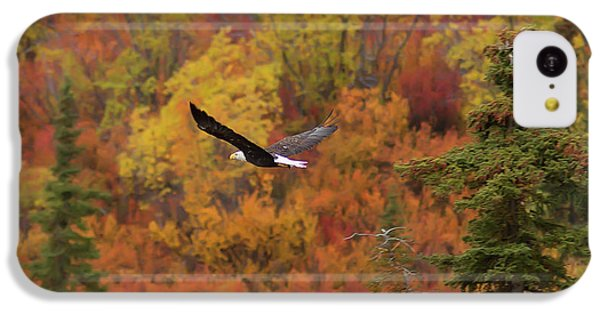 Glide Path IPhone 5c Case by Ed Boudreau