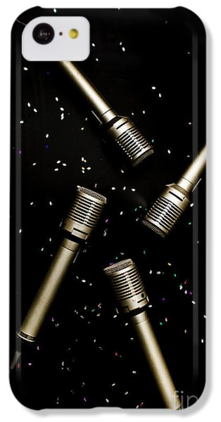 Musical iPhone 5c Case - Glitz And Glam In Performing Arts by Jorgo Photography - Wall Art Gallery