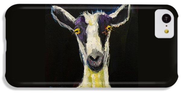 Goat Gloat IPhone 5c Case