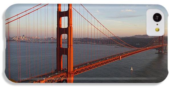 Golden Gate Bridge IPhone 5c Case