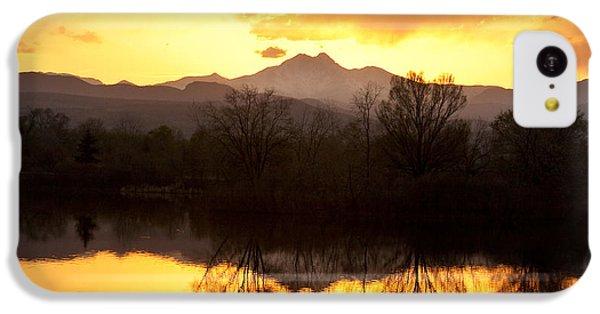 Golden Ponds Longmont Colorado IPhone 5c Case