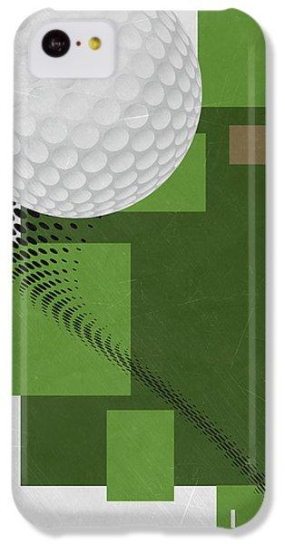 Golf Art Par 4 IPhone 5c Case