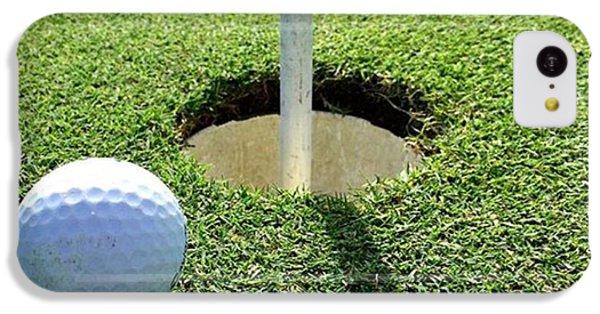 Sport iPhone 5c Case - Golf #juansilvaphotos #photography by Juan Silva