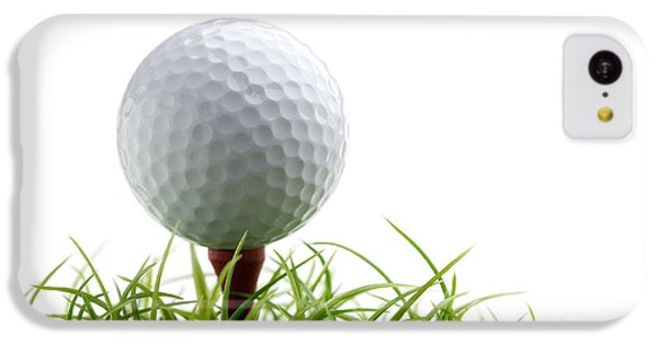 Golfball IPhone 5c Case by Kati Molin
