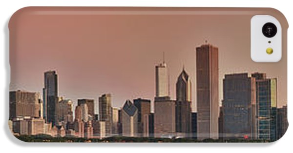 Good Morning Chicago Panorama IPhone 5c Case