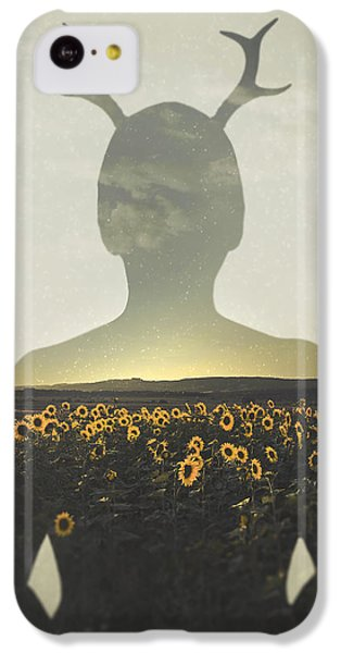 Goodbye Summer IPhone 5c Case by Art of Invi