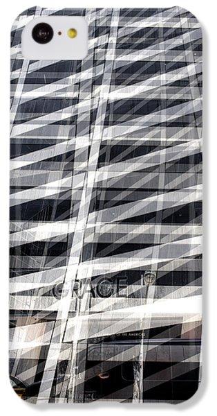 Grace Building Collage 2 IPhone 5c Case