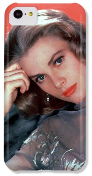 Grace Kelly iPhone 5c Case - Grace Kelly by American School