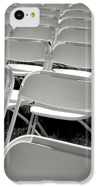 Graduation Day- Black And White Photography By Linda Woods IPhone 5c Case by Linda Woods
