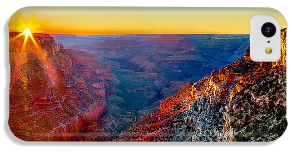Grand Sunset IPhone 5c Case