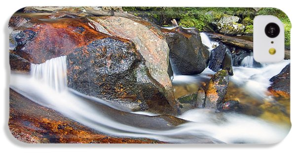 Granite Falls IPhone 5c Case by Gary Lengyel
