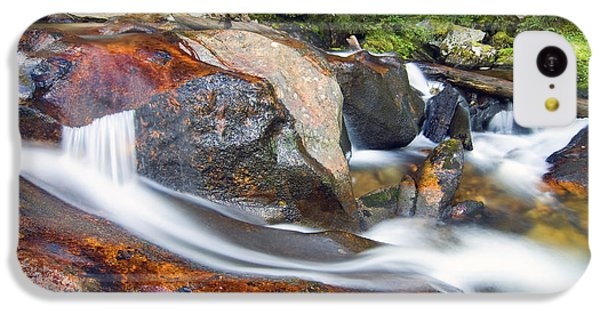 IPhone 5c Case featuring the photograph Granite Falls by Gary Lengyel