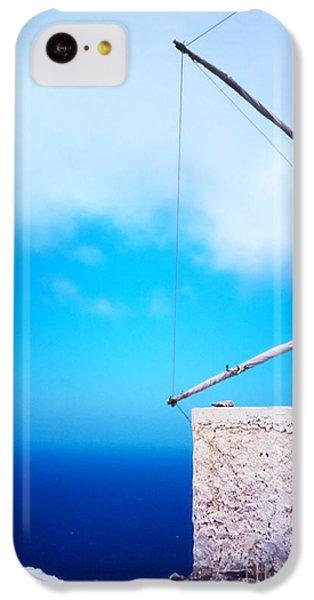 Greek Windmill IPhone 5c Case