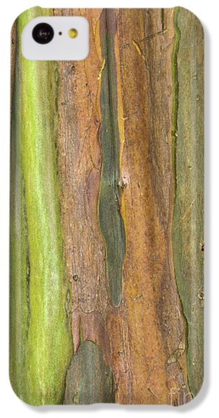 IPhone 5c Case featuring the photograph Green Bark 3 by Werner Padarin