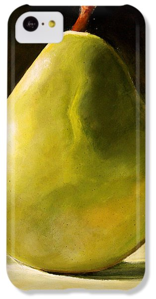 Green Pear IPhone 5c Case