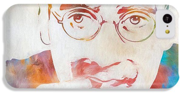 Groucho Marx IPhone 5c Case by Dan Sproul