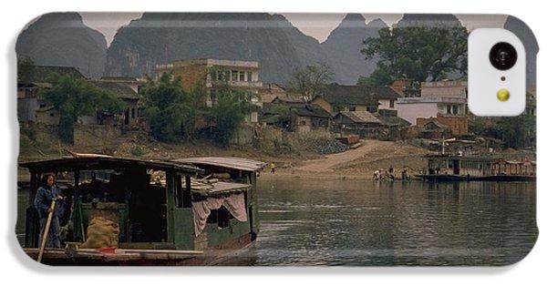 Guilin Limestone Peaks IPhone 5c Case