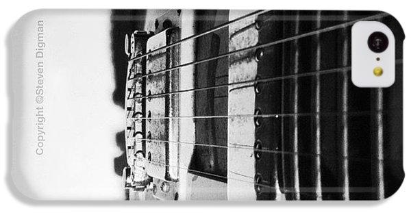 The Guitar  IPhone 5c Case