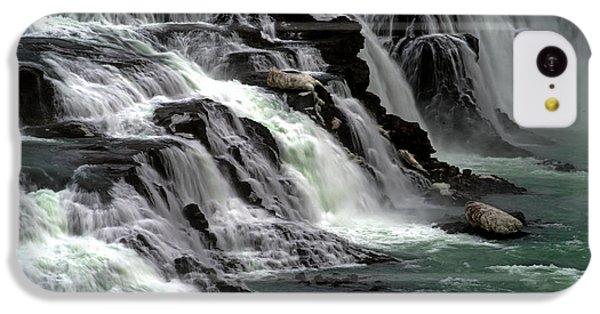 Gullfoss Waterfalls, Iceland IPhone 5c Case