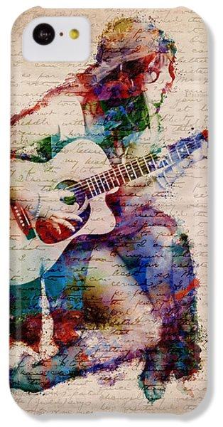 Gypsy Serenade IPhone 5c Case