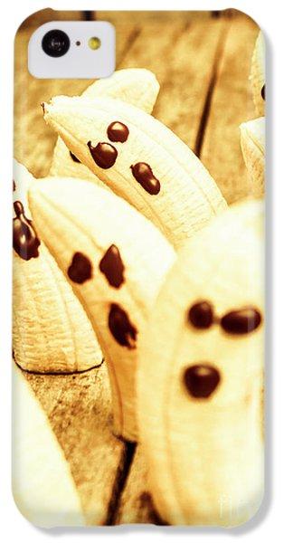 Halloween Banana Ghosts IPhone 5c Case