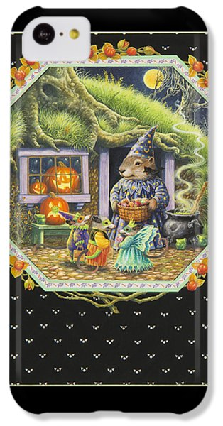 Halloween Treats IPhone 5c Case by Lynn Bywaters