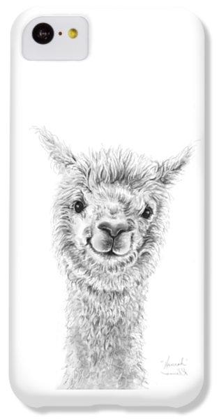 Llama iPhone 5c Case - Hannah by K Llamas