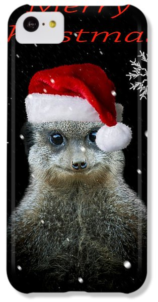 Happy Christmas IPhone 5c Case