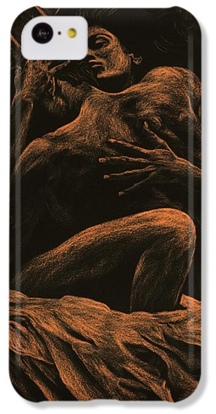 Nudes iPhone 5c Case - Harmony by Richard Young
