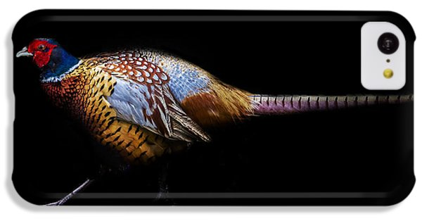 Have A Pheasant Day.. IPhone 5c Case by Martin Newman