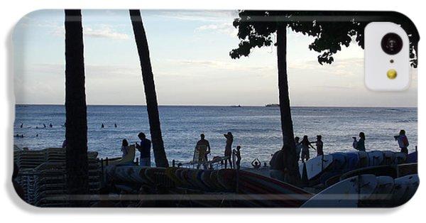 iPhone 5c Case - Hawaiian Afternoon by Daniel Sauceda