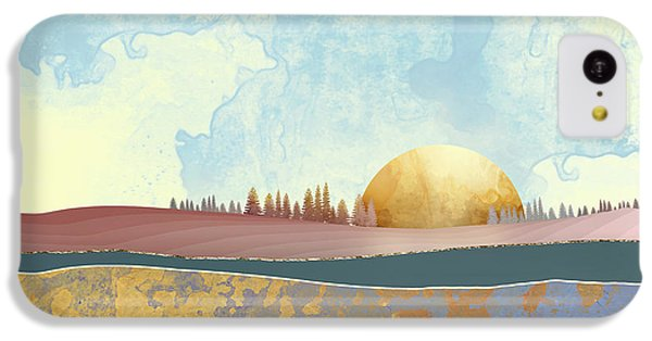 Landscapes iPhone 5c Case - Hazy Afternoon by Katherine Smit