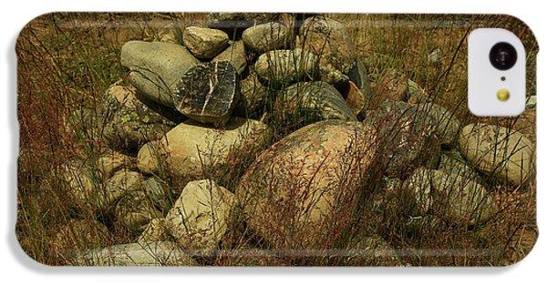 Heap Of Rocks IPhone 5c Case